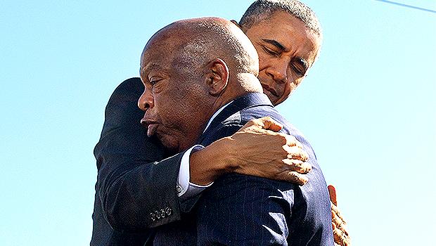 Barack Obama John Lewis