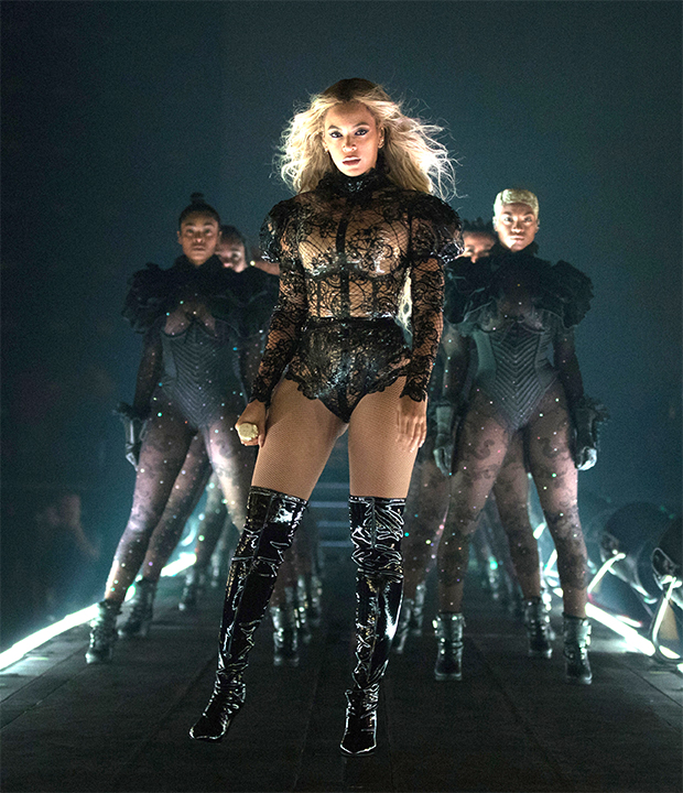 Beyonce's 'Formation World Tour'