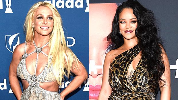Britney Spears & Rihanna