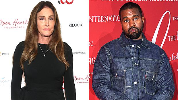 Caitlyn Jenner & Kanye West
