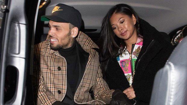 Ammika Harris Aeko Chris Brown Reunion