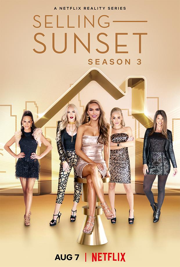 selling sunset season 3