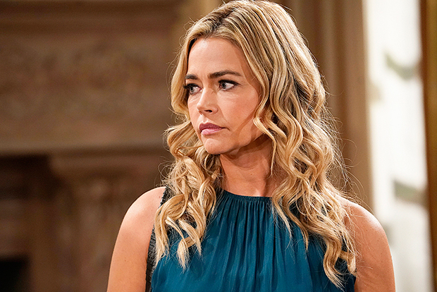 Denise Richards in 'The Bold And The Beautiful'