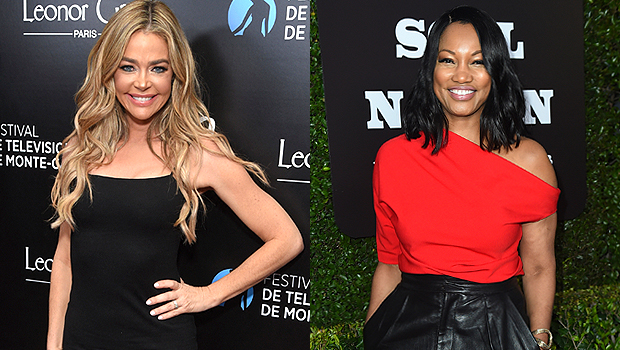 Denise Richards & Garcelle Beauvais