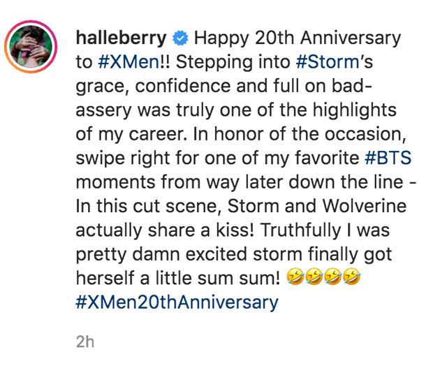 Halle Berry Instagram