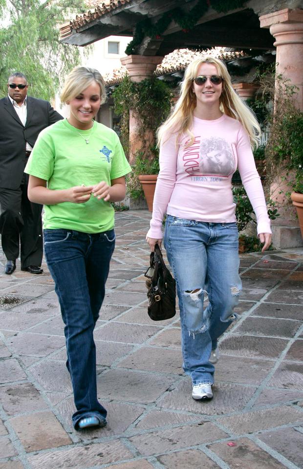 Jamie Lynn and Britney Spears