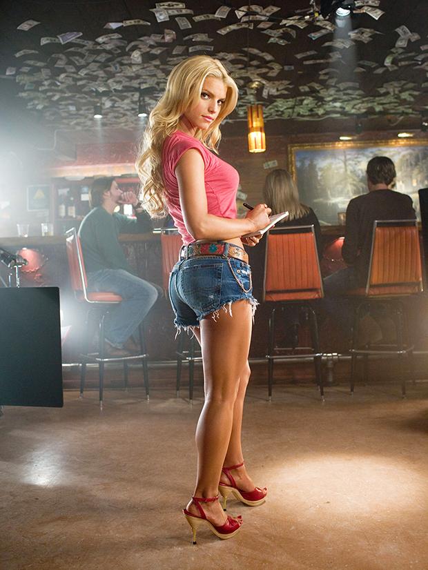 Jessica Simpson in 'Dukes of Hazzard'