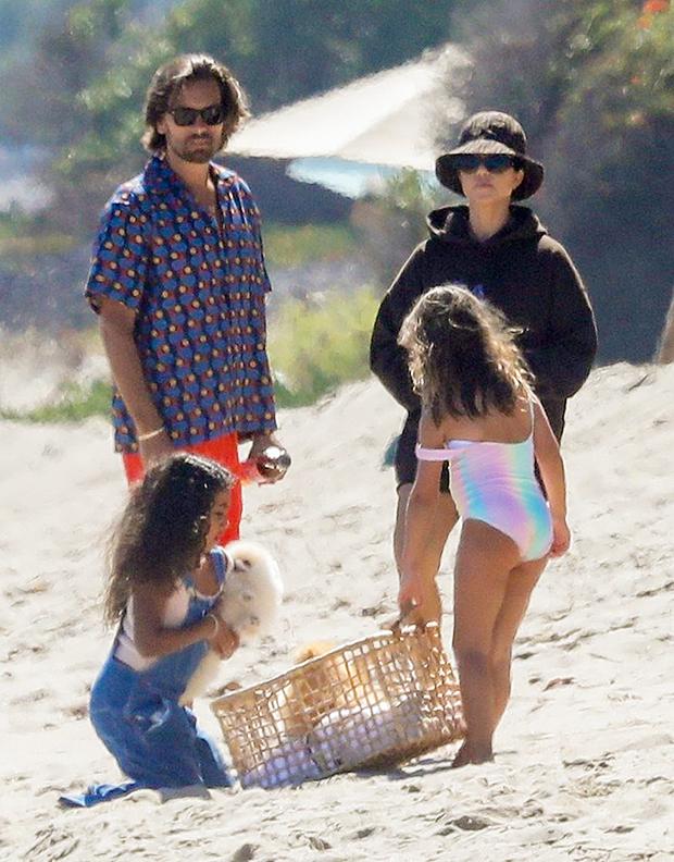 Kourtney Kardashian Scott Disick Kids