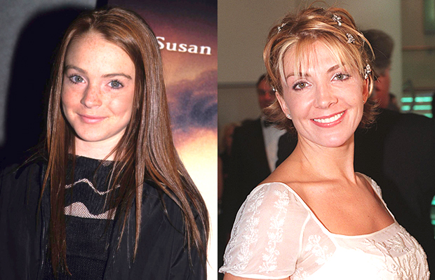 Lindsay Lohan Natasha Richardson