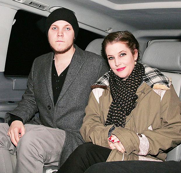 Benjamin Keough & Lisa Marie Presley