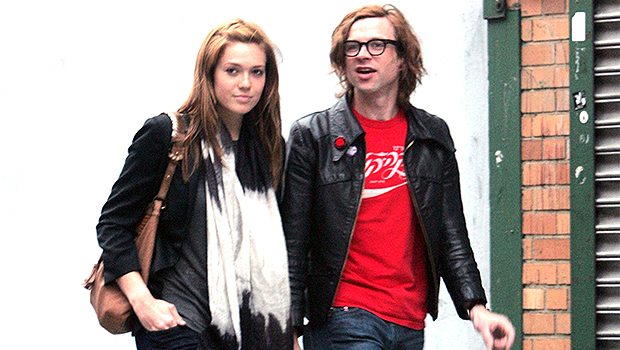 Mandy Moore & Ryan Adams