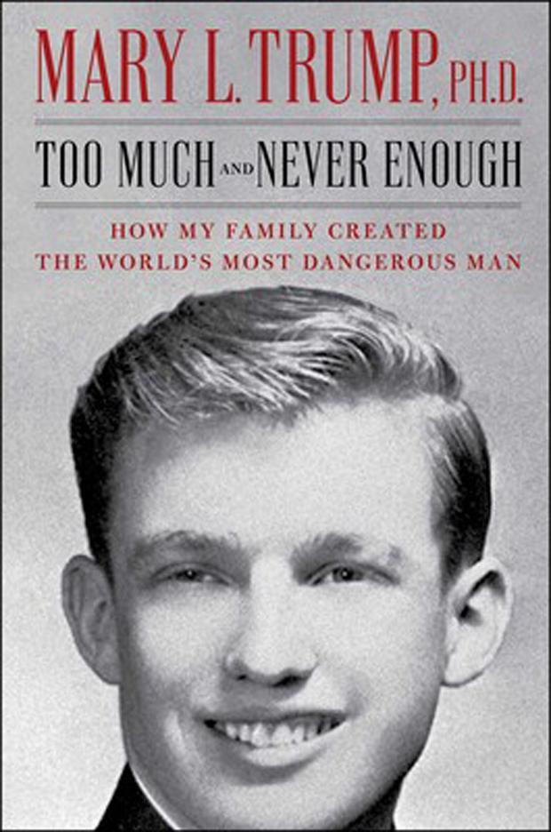 Mary L. Trump book