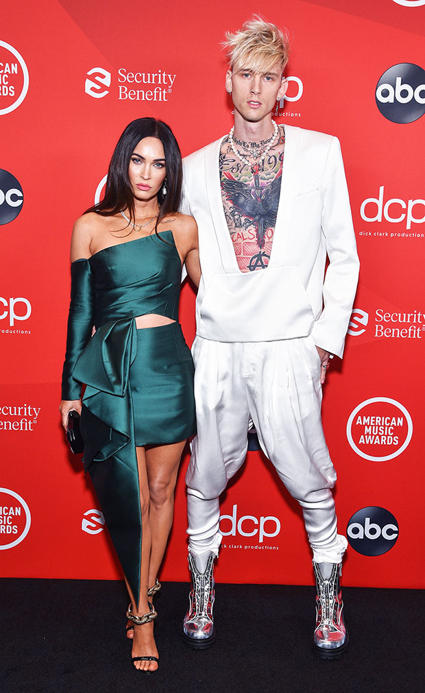 megan fox macine gun kelly