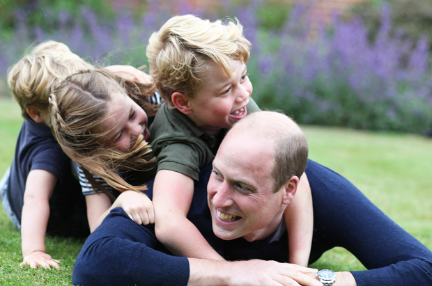 Prince William Family