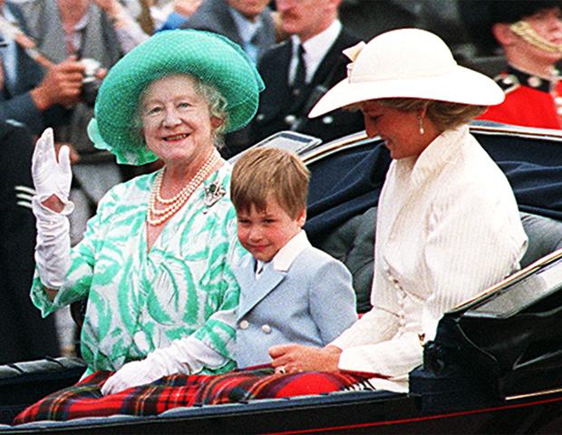 Prince William, Queen Elizabeth, Princess