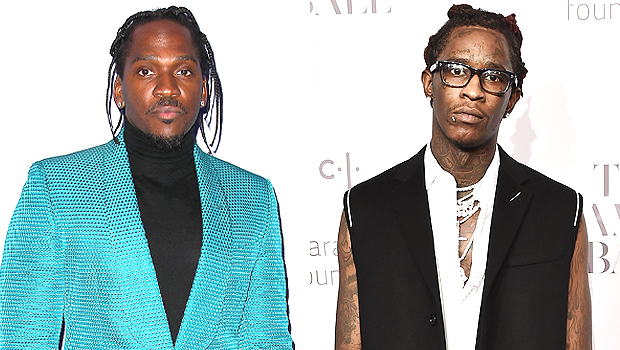 Pusha T Young Thug