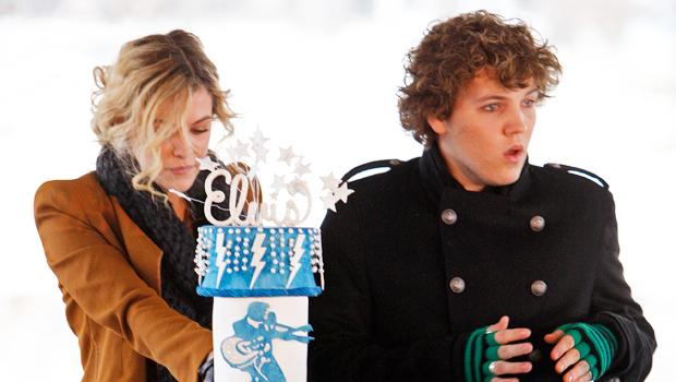 Riley and Benjamin Keough