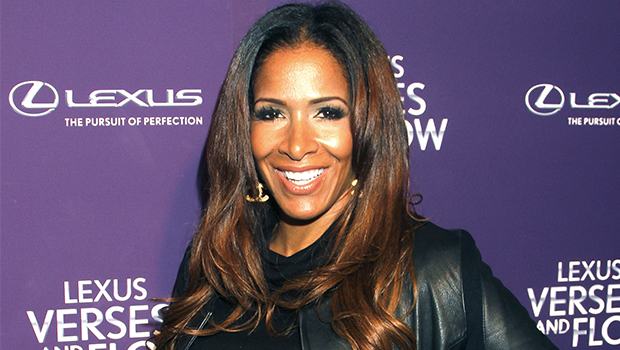 Sheree Whitfield on the red carpet