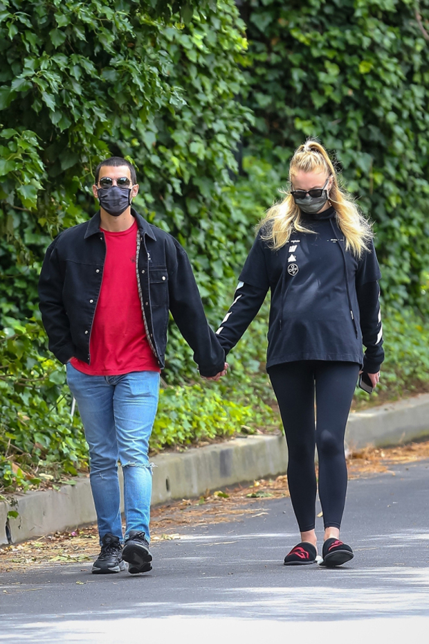 Sophie Turner & Joe Jonas