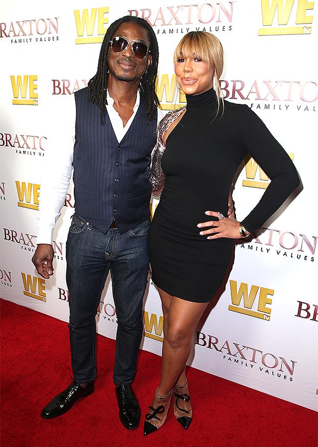 Tamar Braxton & David Adefeso