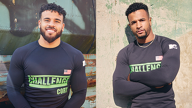 nelson cory the challenge