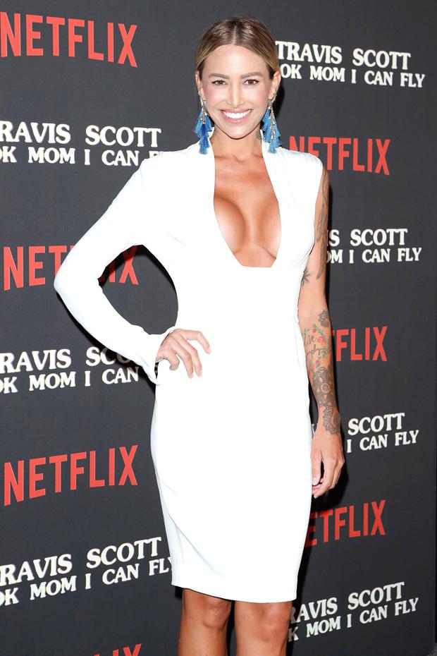 Megan Fox reacts Brian Austin Green Tina Louise Dating