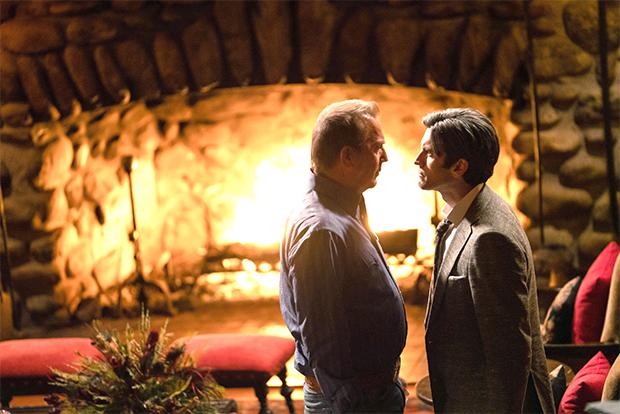 Kevin Costner Wes Bentley