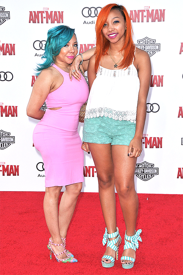 Celebrity News: Zonnique Pullins & her mom Tiny Harris