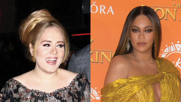 Adele Stuns In Makeup-Free Snap While Paying Tribute To 'Queen' Beyonce — See Pic