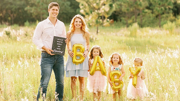 John Webster Alyssa Bates Family