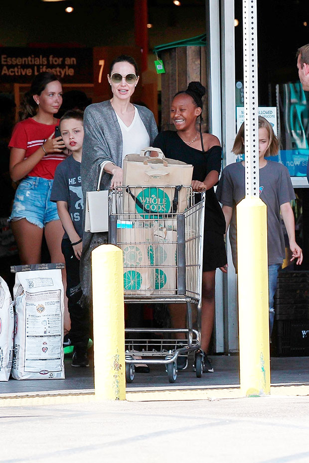 Angelina Jolie Kids