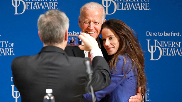 Joe Biden & daughter Ashley Biden