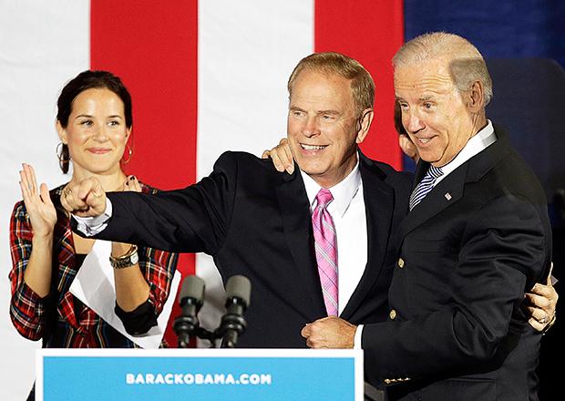 Ashley Hunter Joe Biden