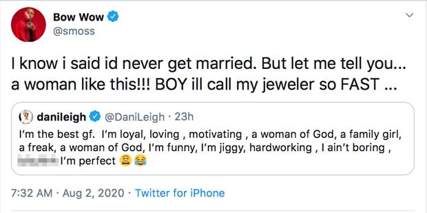 DaniLeigh, Bow Wow