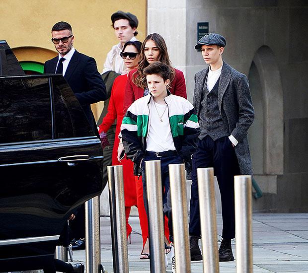 David Victoria Beckham Kids
