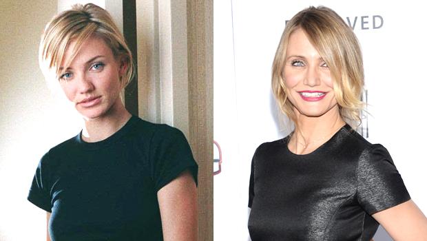 Cameron Diazs Transformation: See Photos Of The Actress