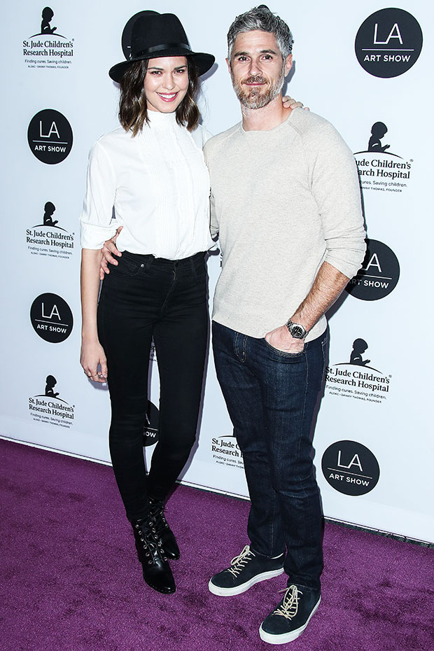 Odette Annable Dave Annable