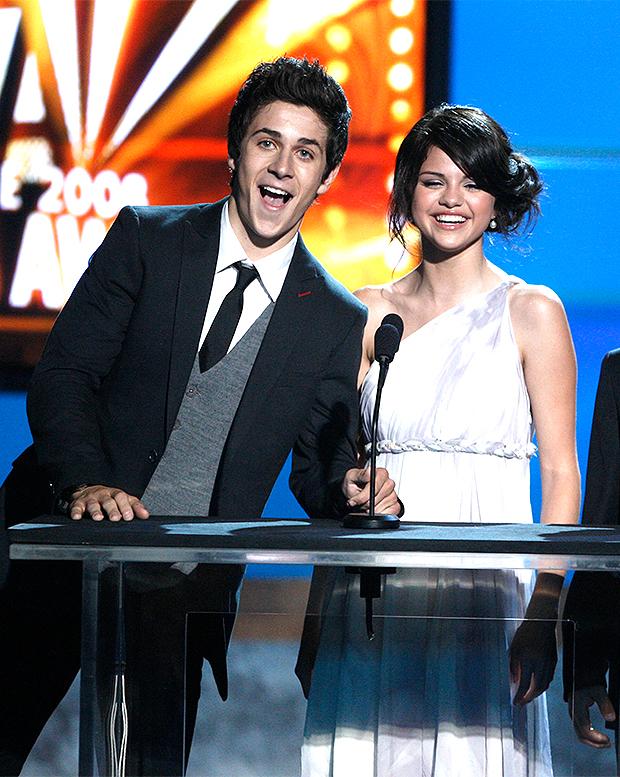 David Henrie Selena Gomez