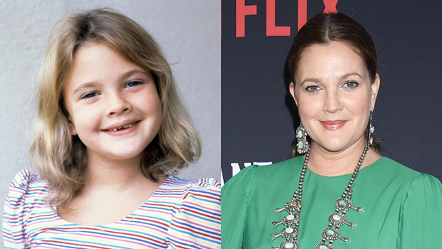 Drew Barrymore Then & Now: See Her Transformation From Child Star To Talk Show Host