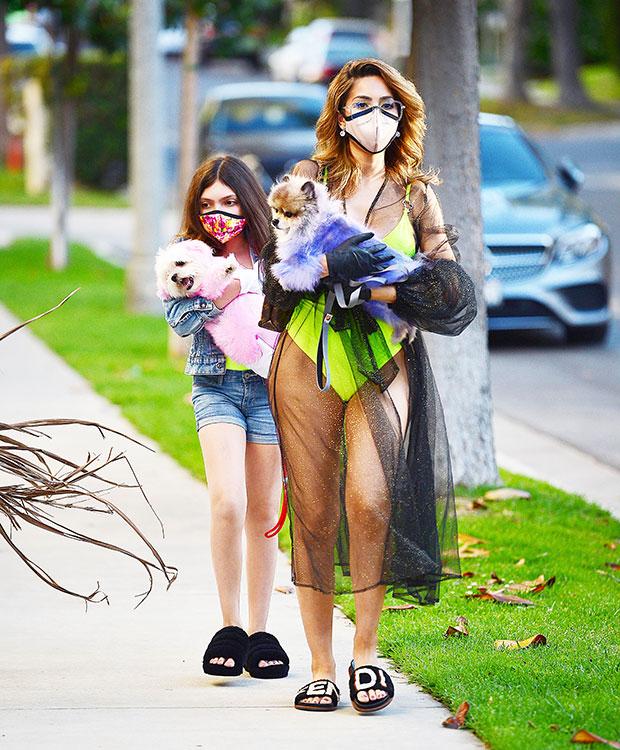 Farrah Abraham & daughter Sophia