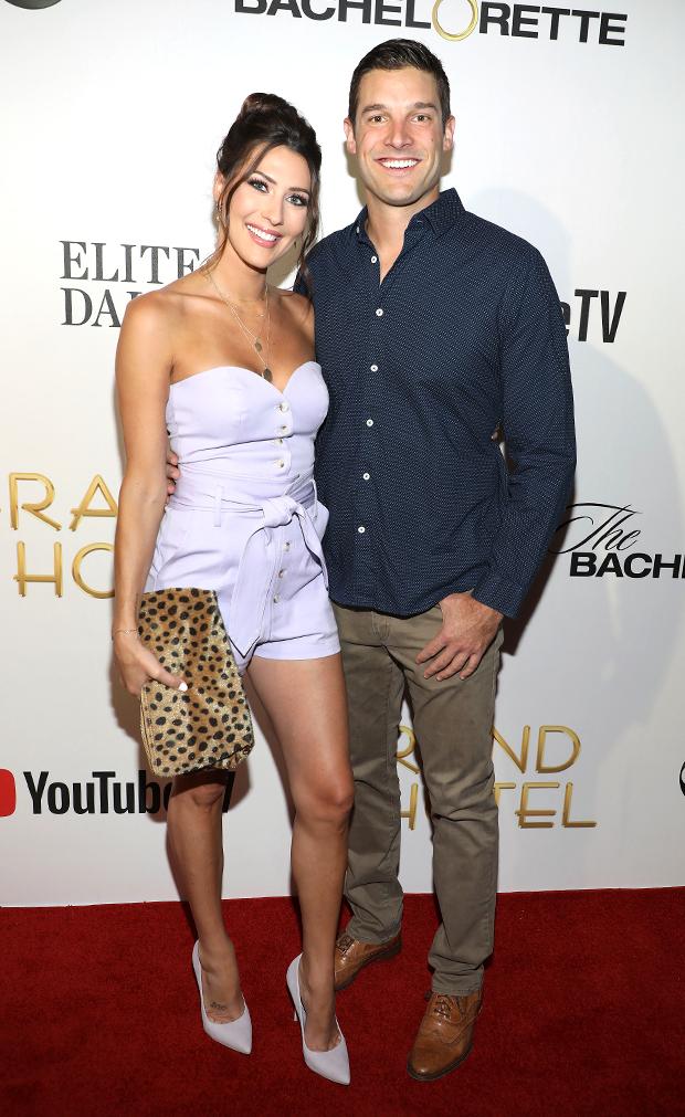Becca Kufrin & Garrett Yrigoyen in Miami