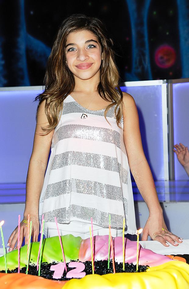Gia Giudice's 12th birthday