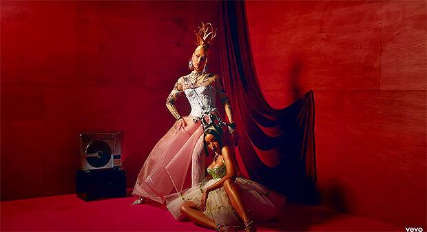 Iggy Azalea, Tinashe