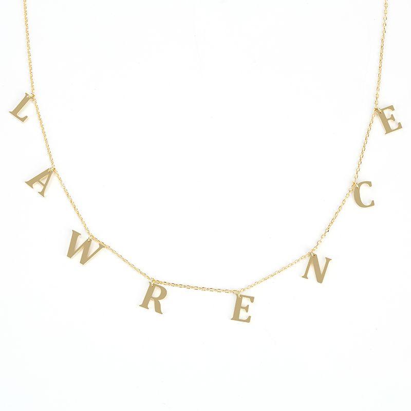 custom necklace