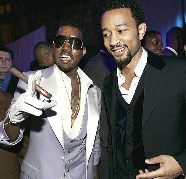 Kanye West, John Legend