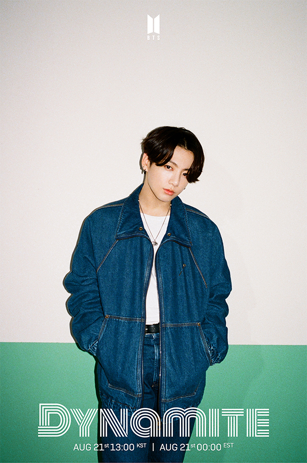 Jung Kook of BTS