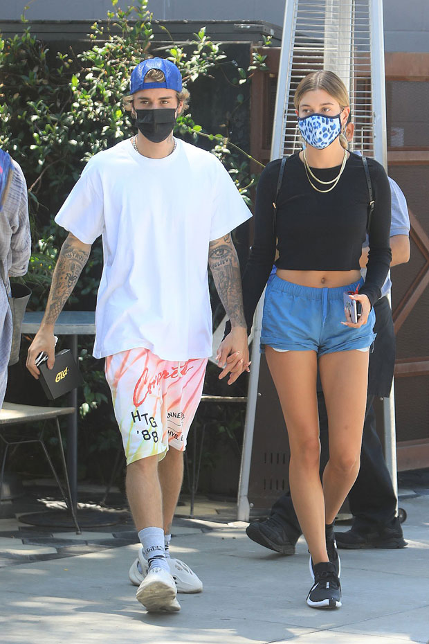 Justin Bieber Hailey Baldwin Baby Plans