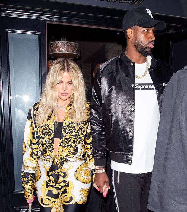 Khloe Kardashian & Tristan Thompson