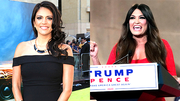 Kimberly Guilfoyle Cecily Strong