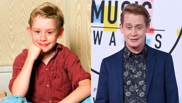 Macaulay Culkin Through The Years: See Pics Of The Iconic Child Star & New Dad Then & Now